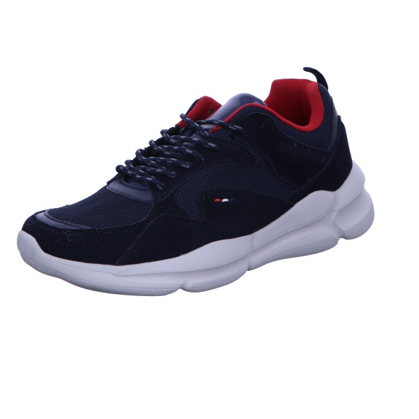 Sneaker Sportschuh Freizeit Herren Blau Neu