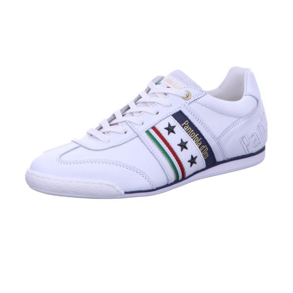 Sneaker Freizeit Herren Weiss Imola Romagna U.Low