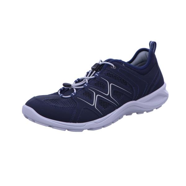 Halbschuh Sneaker Sport Herren Blau Terracruise
