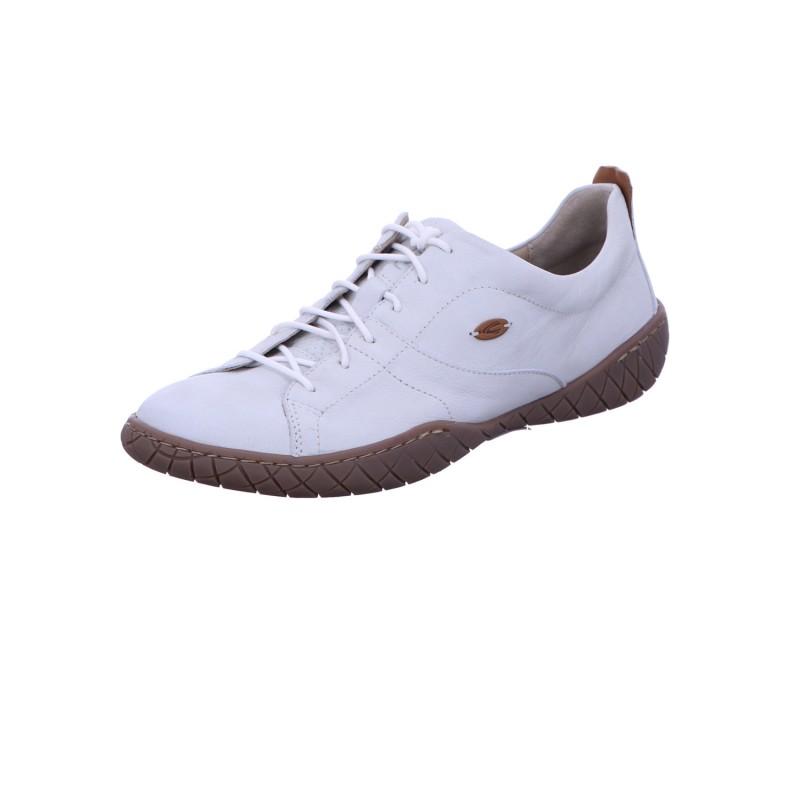 Sneaker Schnürschuh Sport Damen Weis Inspiration