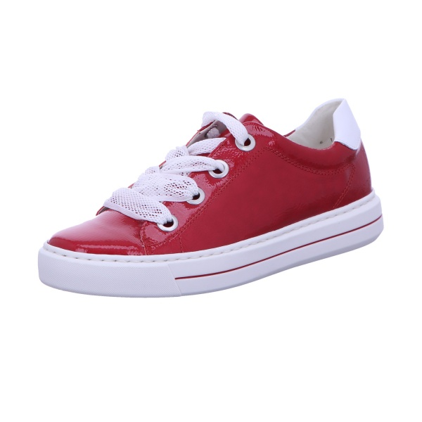 Sneaker Sportschuh Damen Rot Courtyard Neu