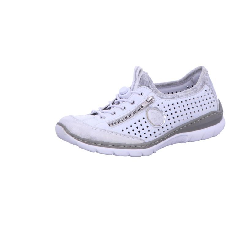 Sneaker Sportschuh Slipper Damen Weiß Neu