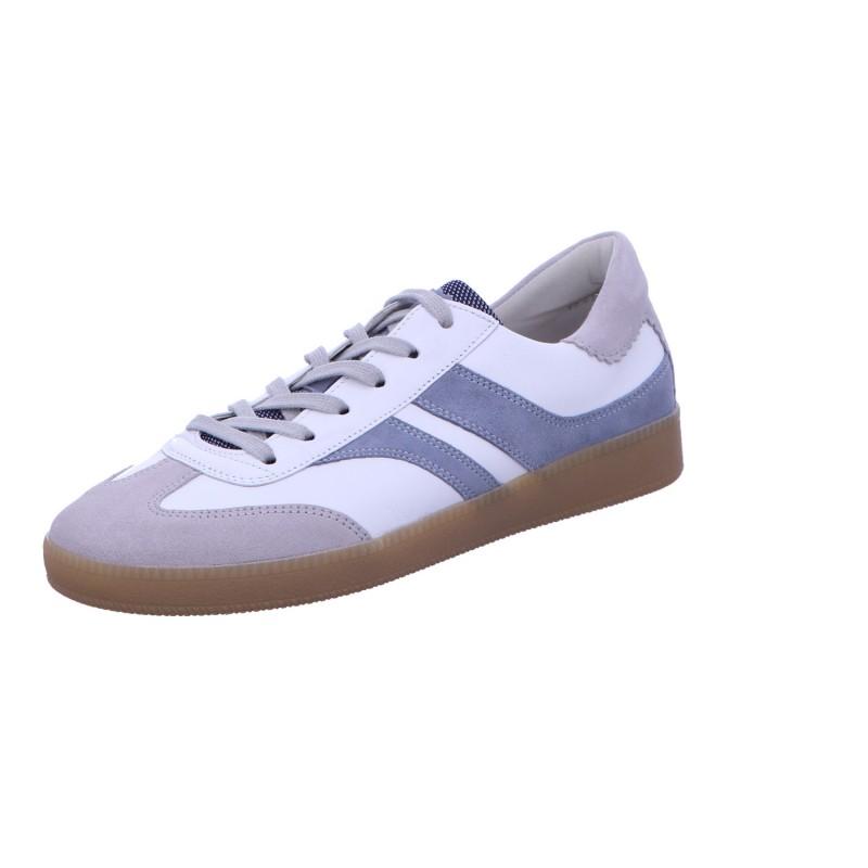 Sneaker Halbschuh Freizeit Damen Weiss Florenz