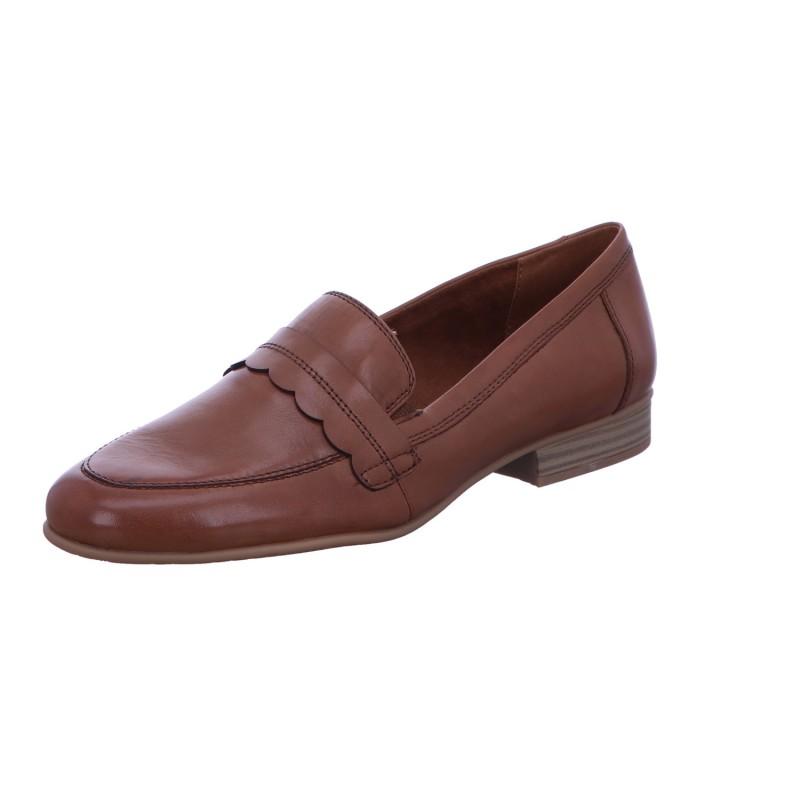 Sandalette Absatzschuh Sommerschuh Damen Braun Neu