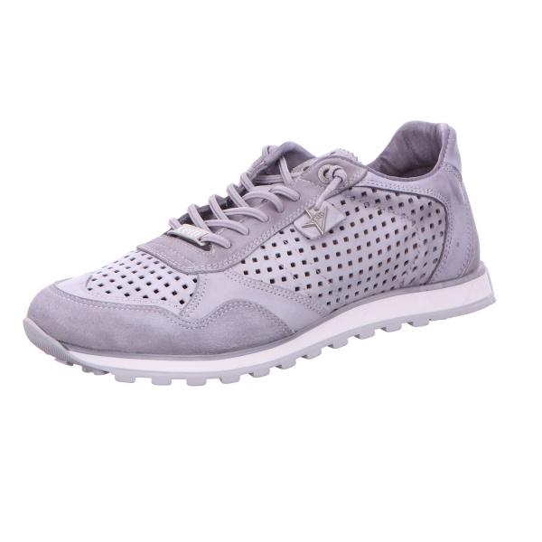 Sneaker Schnürhalbschuh Sport Grau Stone