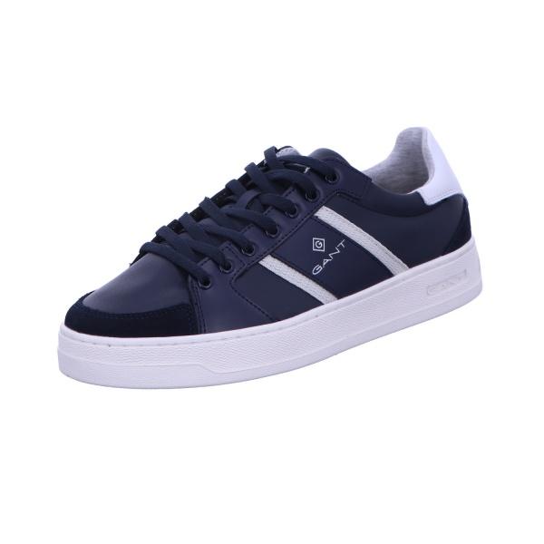 Sneaker Halbschuhe Sport Herren Blau Le Brook