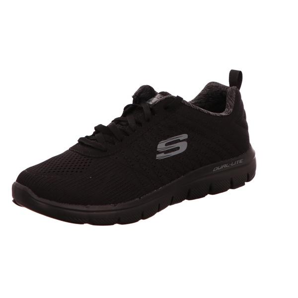 Sneaker Herren Schwarz Flex Advantage 2.0