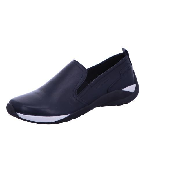 Sneaker Slipper Sport Damen Blau Moonlight