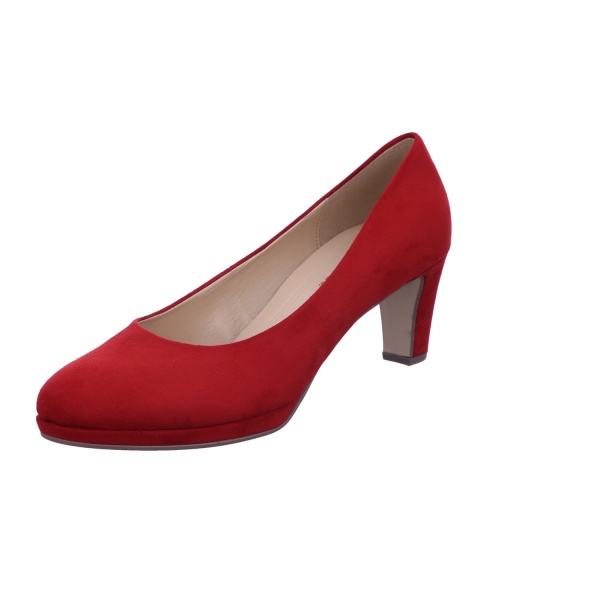 Pumps Elegant Freizeit Damen Rot