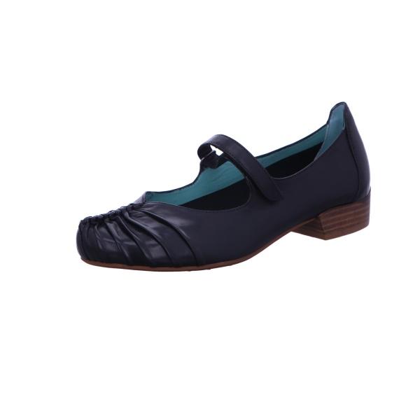 Pumps Ballerina Slipper schwarz