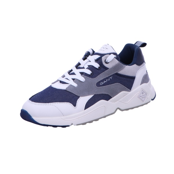 Sneaker Halbschuhe Sport Herren Blau Nicewill