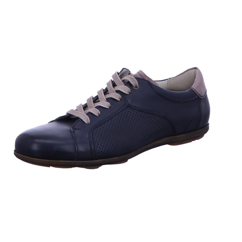 Babila Sneaker Halbschuh Freizeit Herren Blau