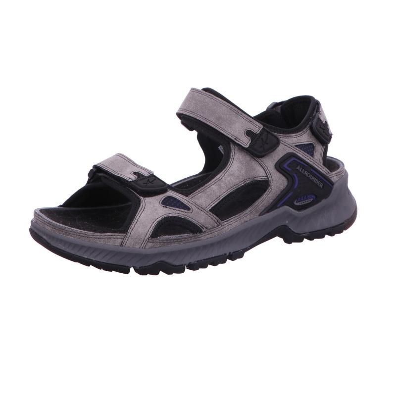 Sandale Klettverschluss Herren Grau Honduras Neu