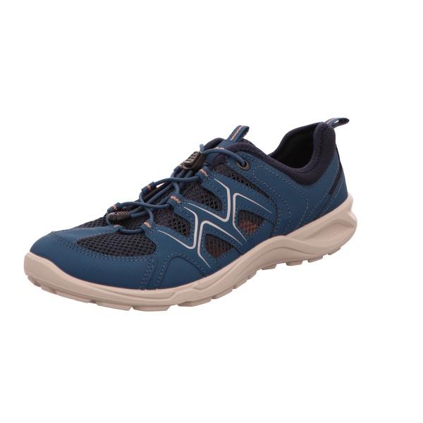 Halbschuh Sneaker Sport Damen Blau Terracruise Neu