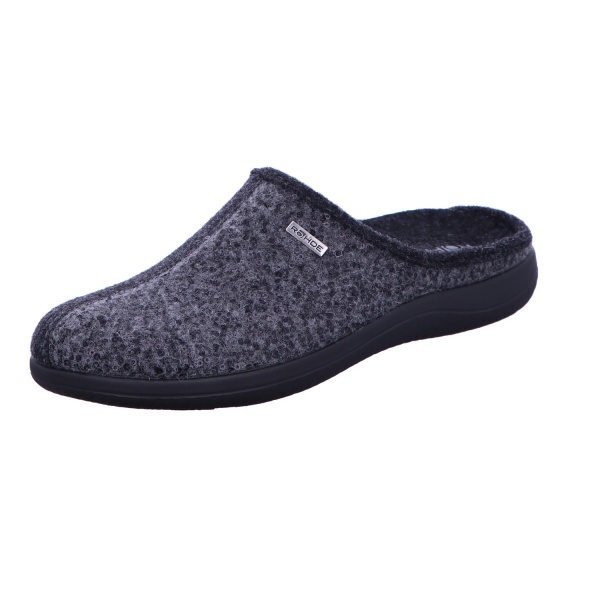 Pantoffel Sandalette Sommerschuh Damen Grau Neu