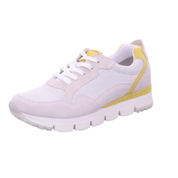 Sneaker Sportschuh Schnürschuh Damen Weiß Neu