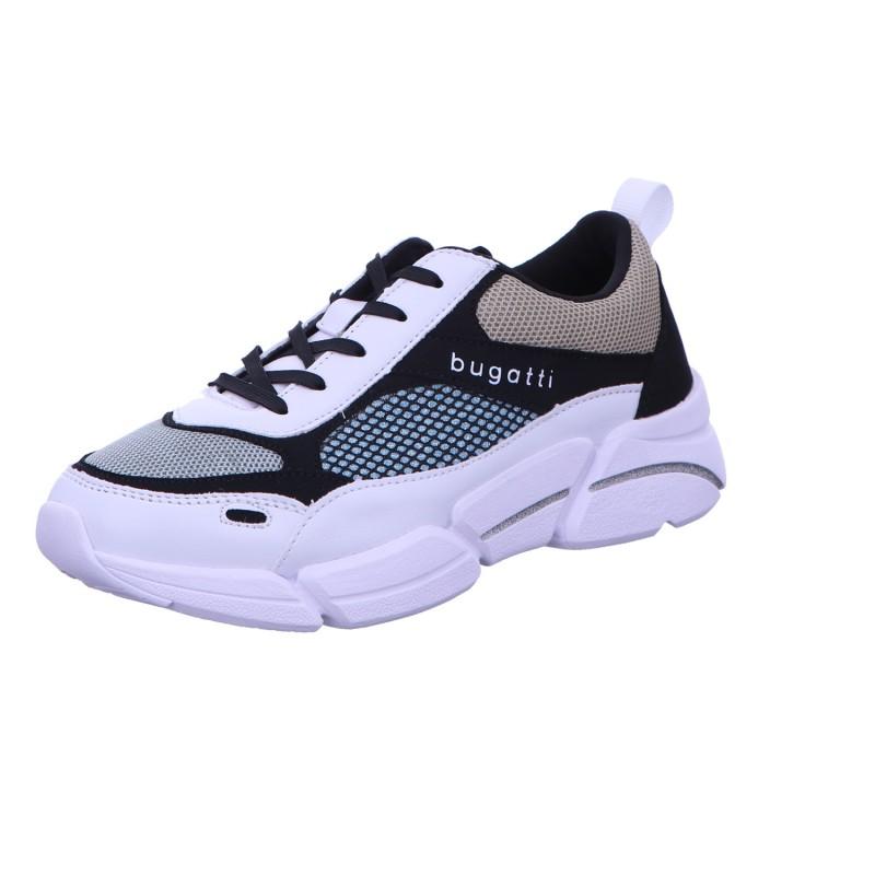 Sneaker Sportschuh Damen Weiß Shiggy Neu