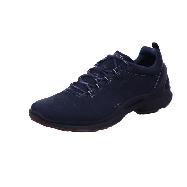 Sneaker Sportschuh Halbschuh Herren Blau Neu