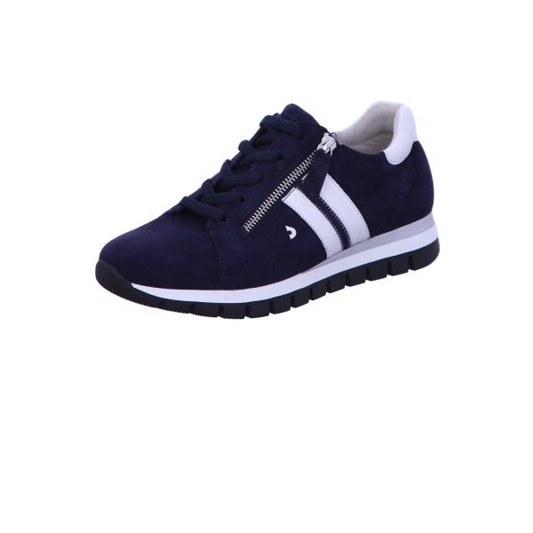 Sneaker Halbschuh Freizeit Damen Blau