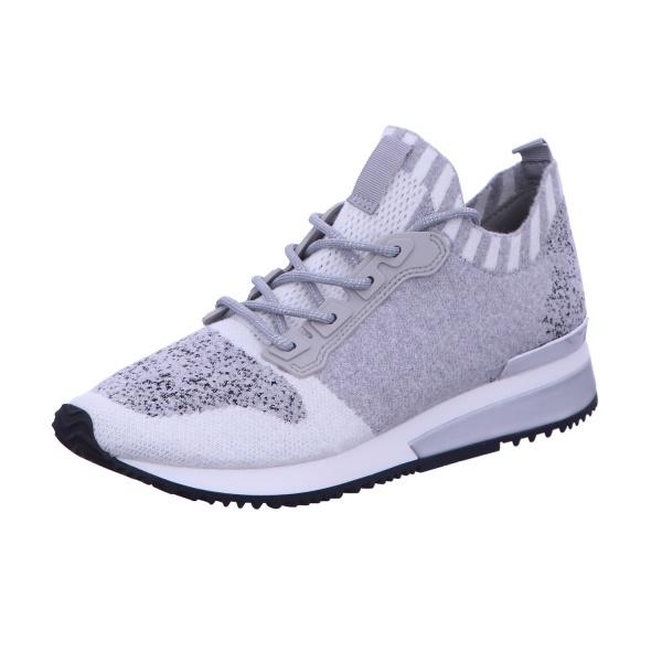 Sneaker Sportschuh Schnürschuh Damen Grau Neu